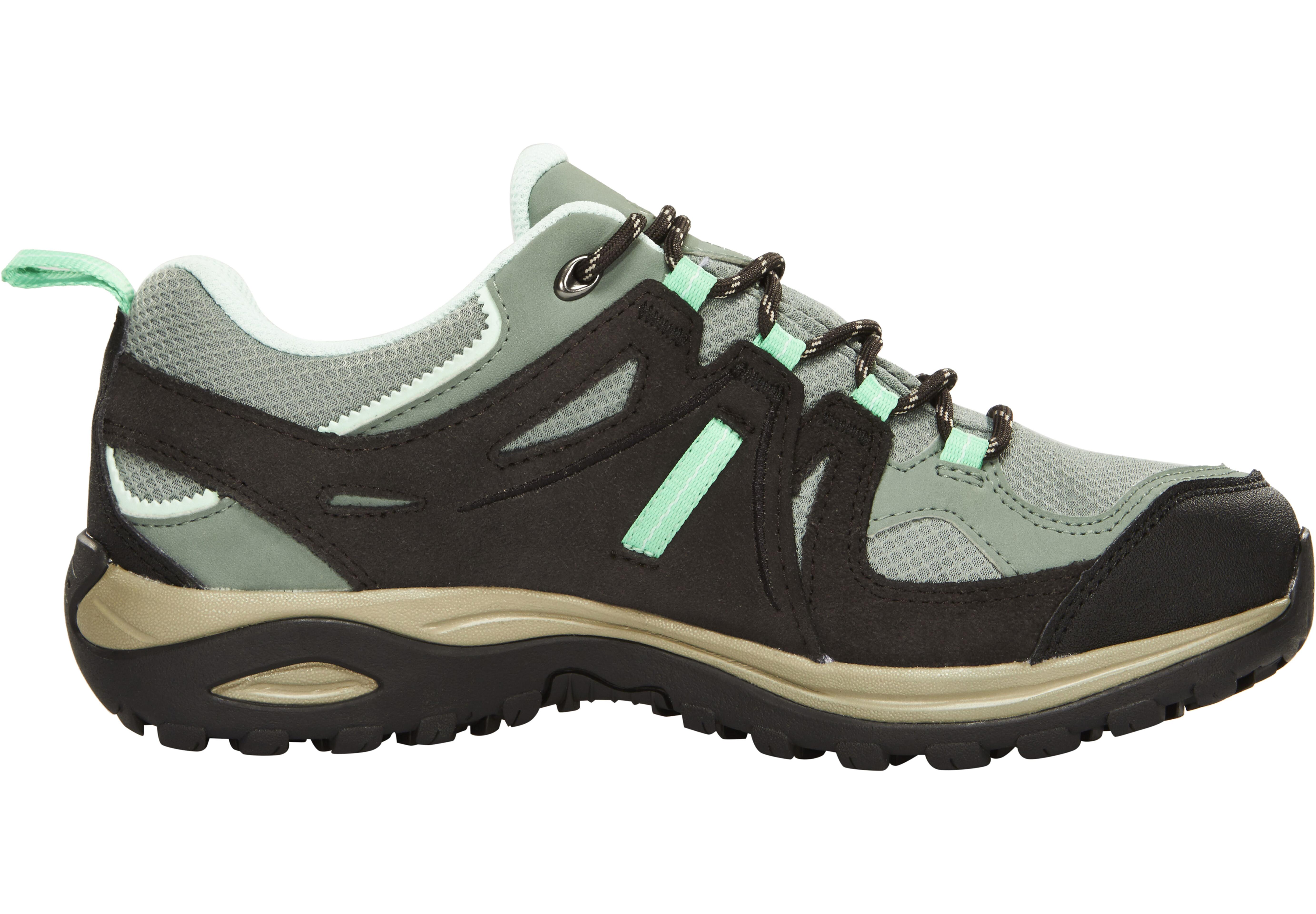 Lichte Wandelschoenen Dames : Salomon ellipse 2 gtx schoenen dames grijs turquoise l online bij